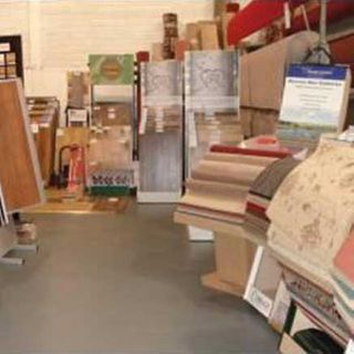 Our products interior shot of flooring products at Dan Sheehan Floor Coverings